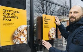 Sveriges bagare & konditorer med Martin Lundell i spetsen driver just nu kampanjen #räddadinbagare som handlar om att ha sin bagare eller sitt kondis kvar i framtiden.